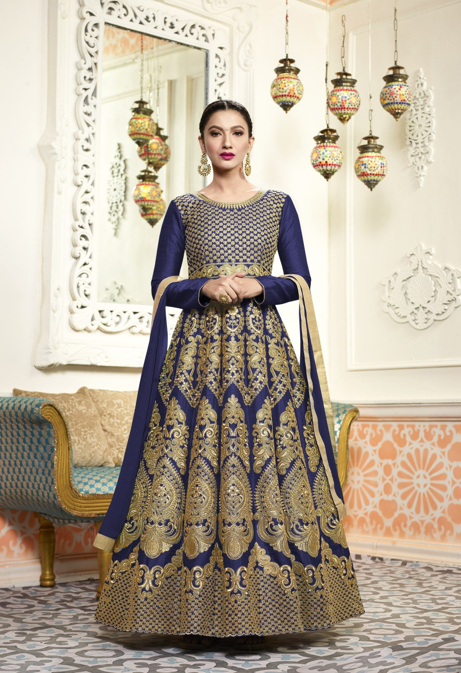 Latest Trendy Salwar-kameez 30059