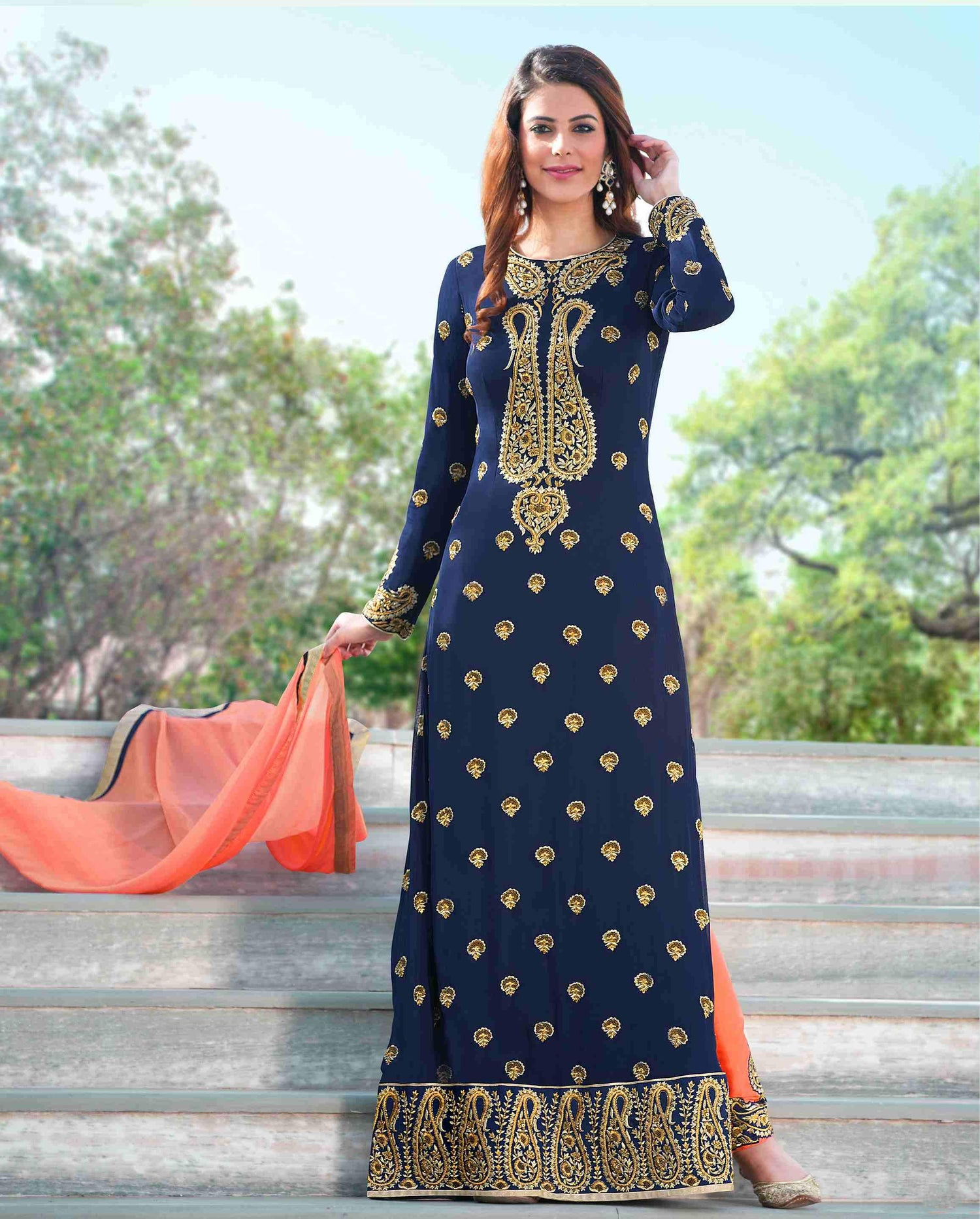 Good Looking Trendy Salwar-kameez 30066