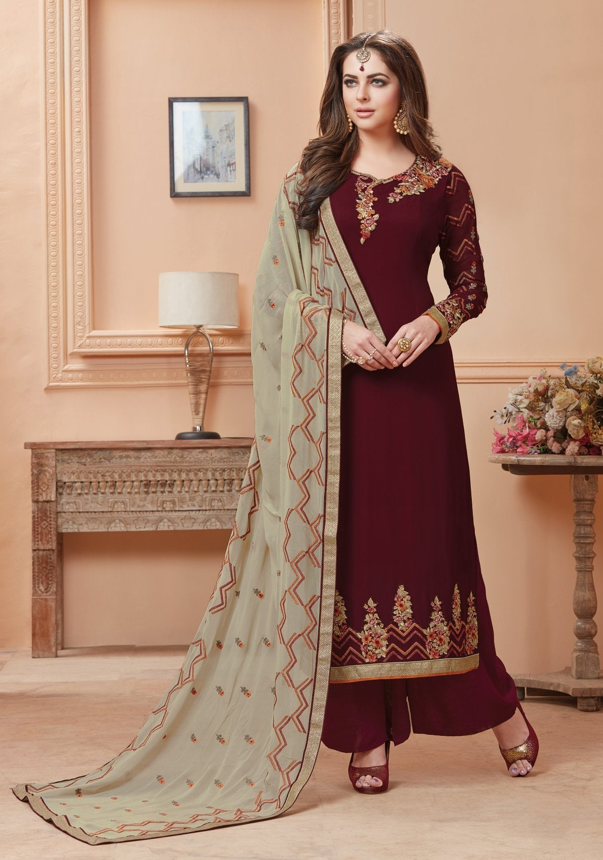 Exclusive Trendy Salwar-kameez 30118