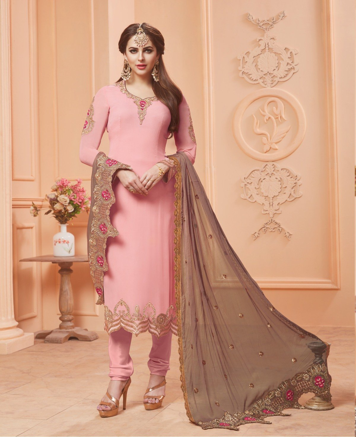 Good Looking Trendy Salwar-kameez 30114