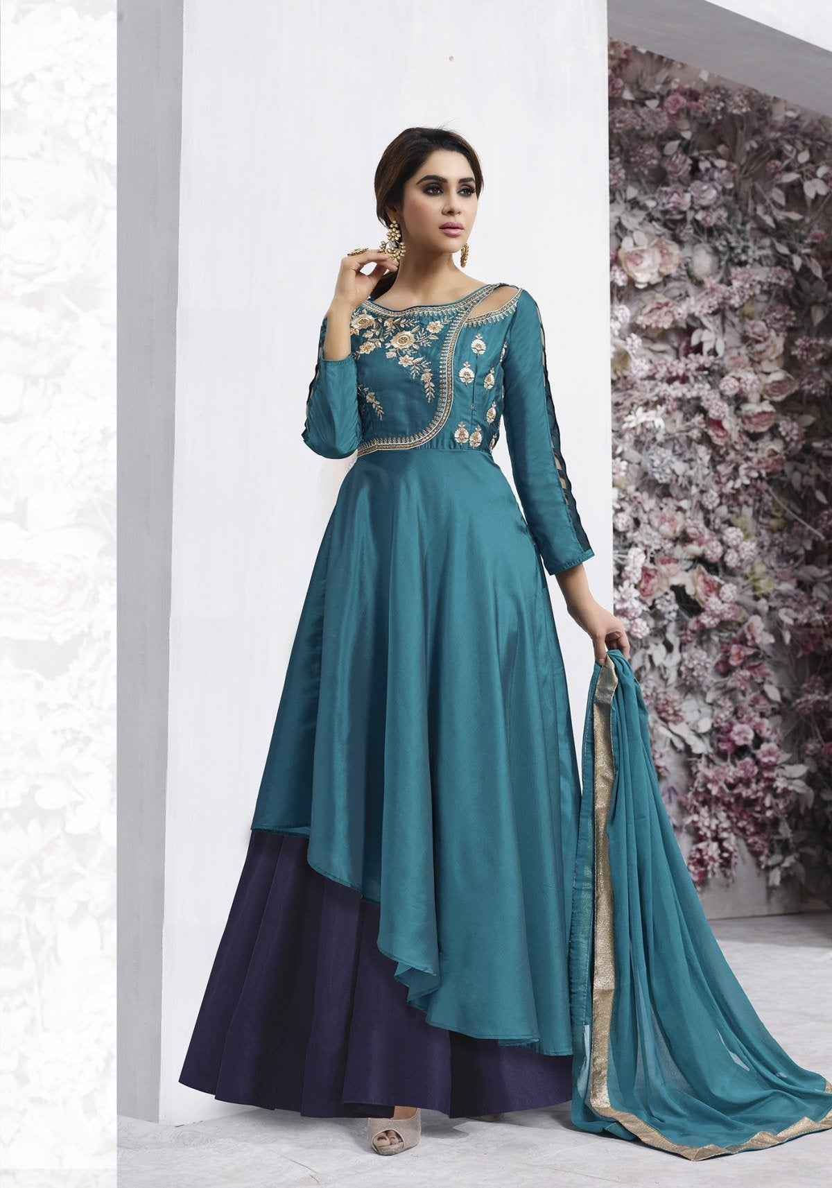 Latest Trendy Salwar-kameez 30131