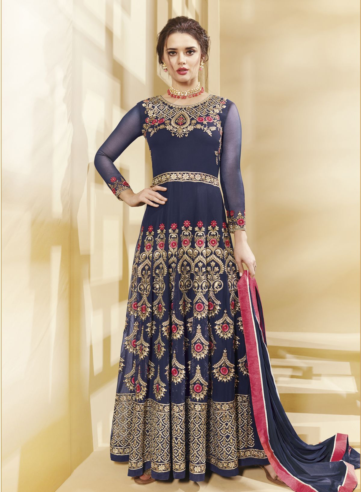 Good Looking Trendy Salwar-kameez 30222