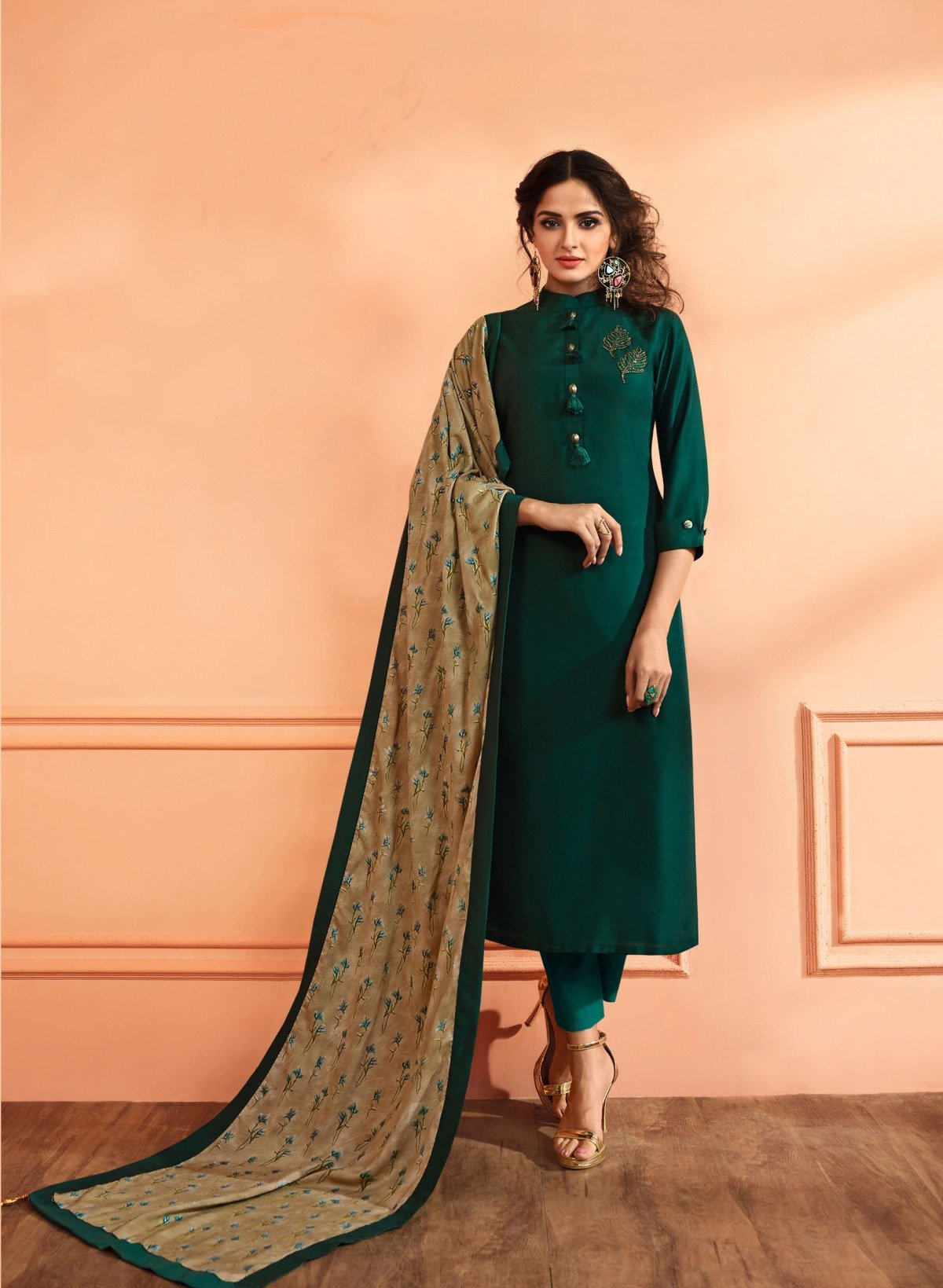 Latest Trendy Salwar-kameez 30287