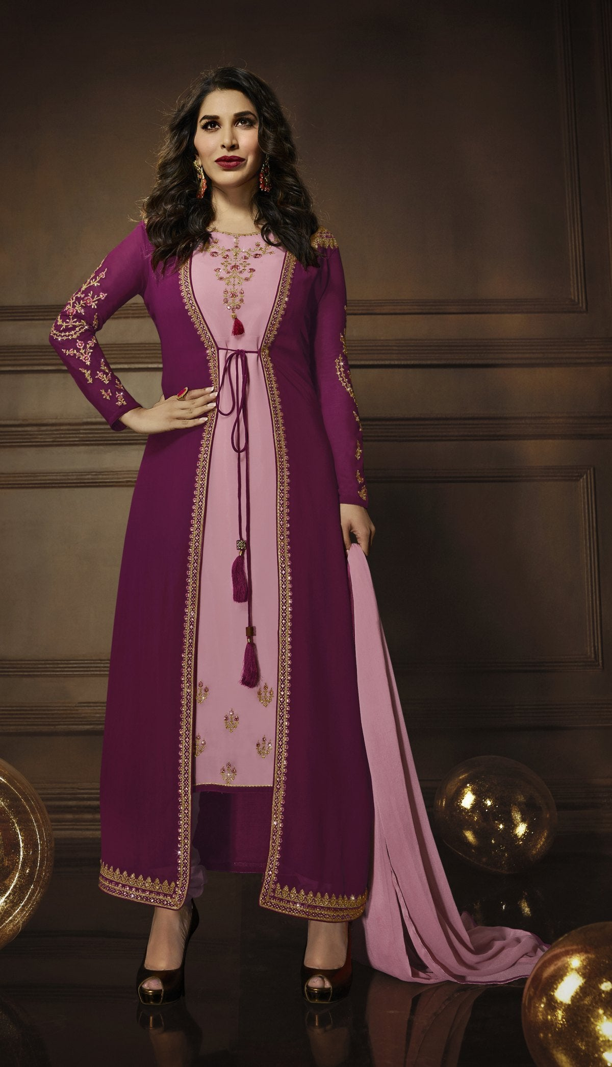 Latest Trendy Salwar-kameez 30299