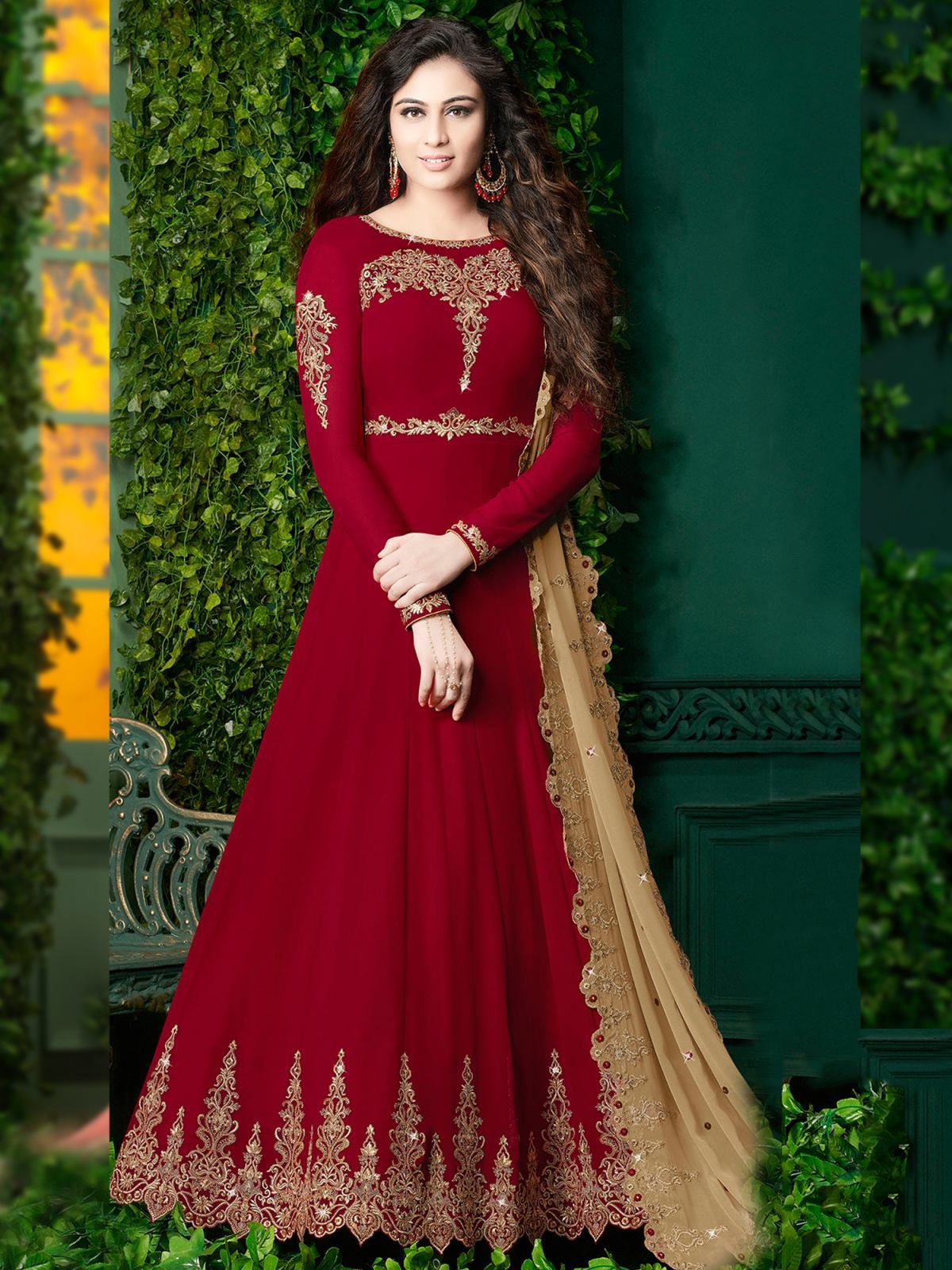 Latest Trendy Salwar-kameez 30311