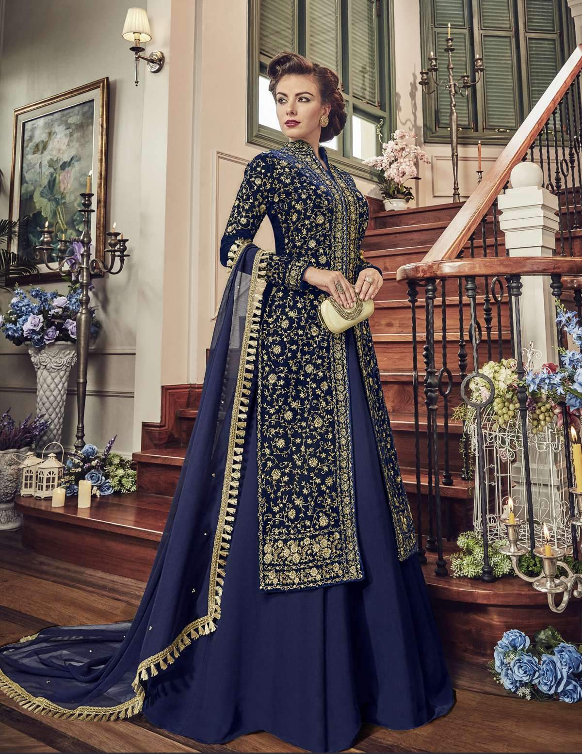 Exclusive Trendy Salwar-kameez 30334