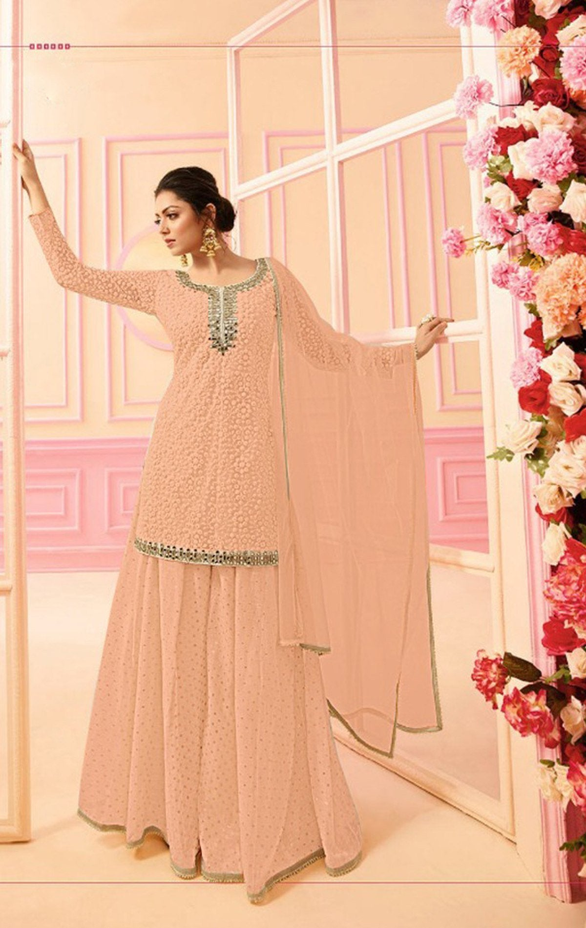 Latest Trendy Salwar-kameez 30179