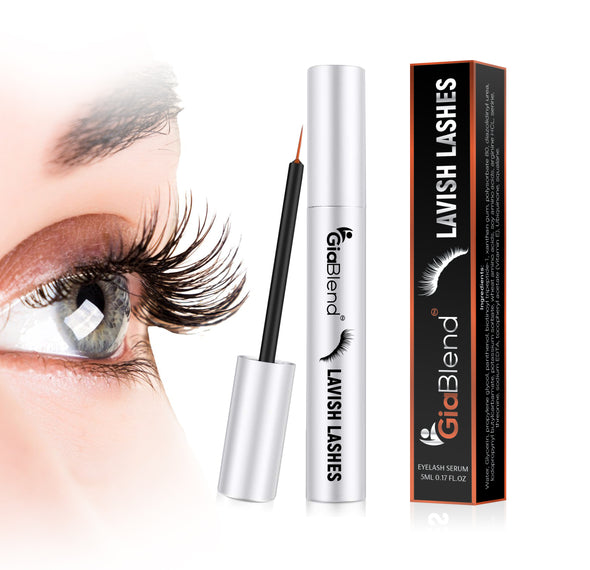 Lavish Lashes - Premium Eyelash Growth Serum