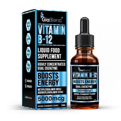 Premium B12 Liquid Vitamin Drops