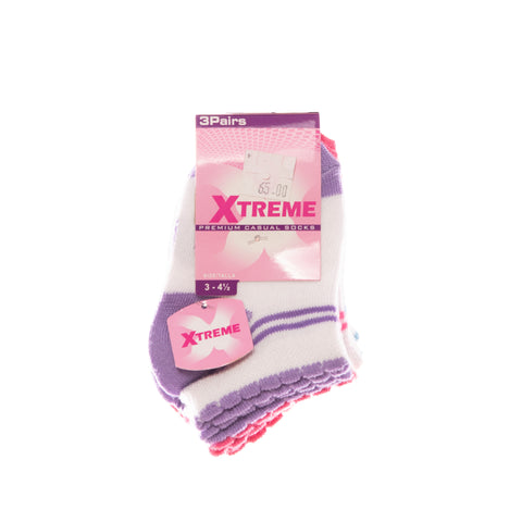 3 pack Calcetin Xtreme