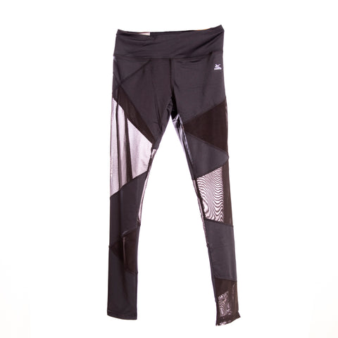 Leggins Kinetic con mesh
