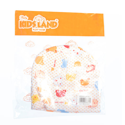 Gorro Kids Land con ositos