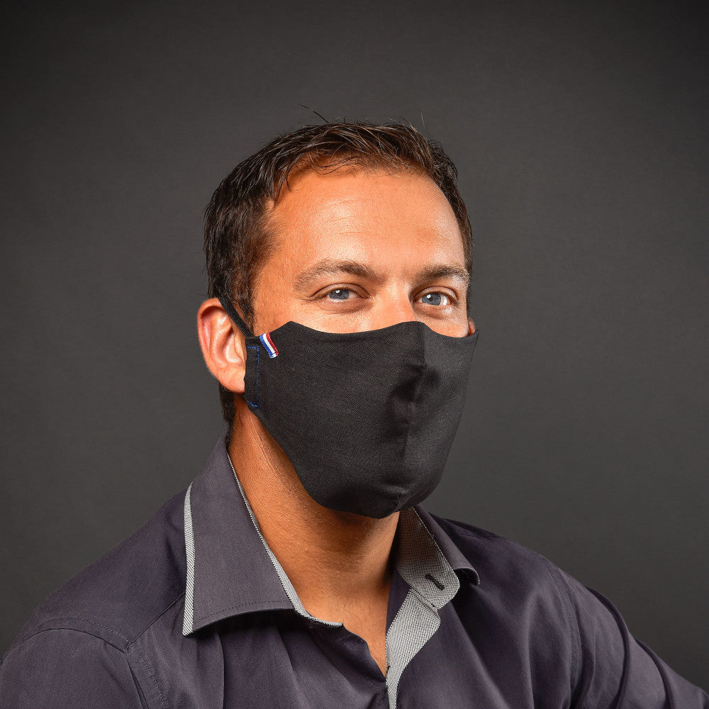 PerfectFit fabric protection mask