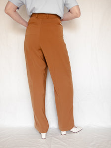 Vintage 90's Unisex Charlie Brown Tailored Trousers (XL)