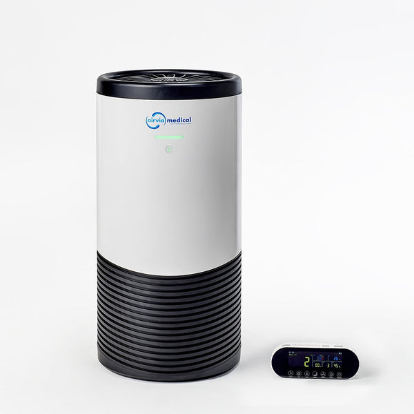 AIRVIA AERO 100 Air Purifier - Airpurifier.co.uk
