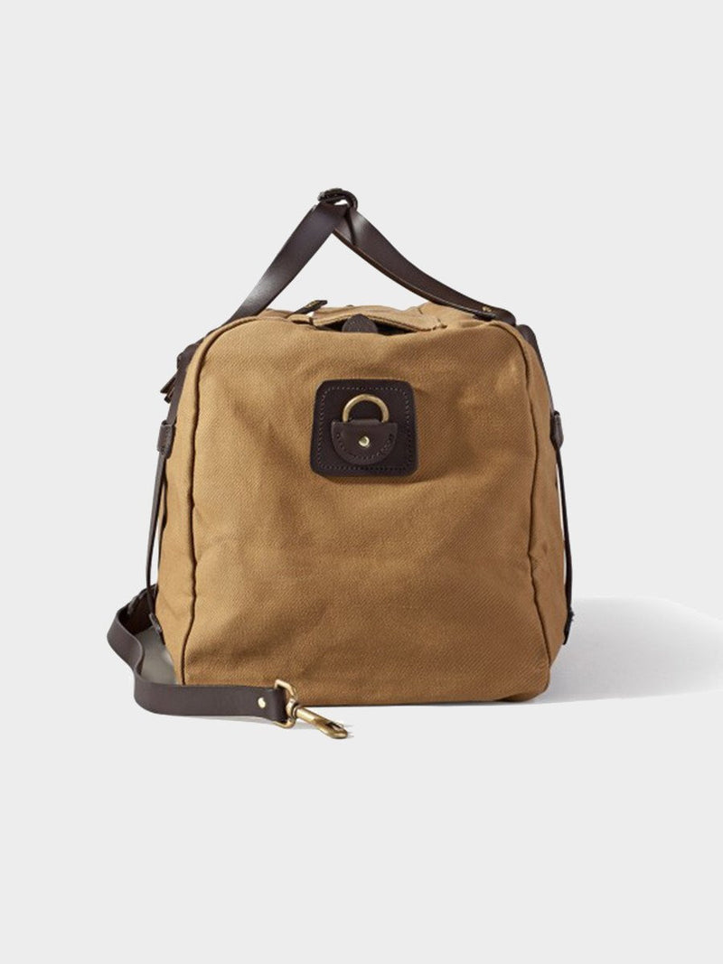 Medium Duffle Bag | Tan