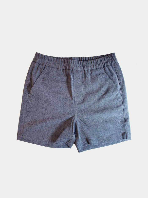 Turi Shorts | Twist Navy Melange