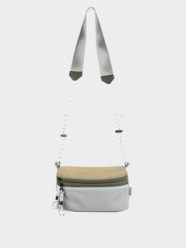 Sacoche Bag Small | Wicker Pistachio Patio