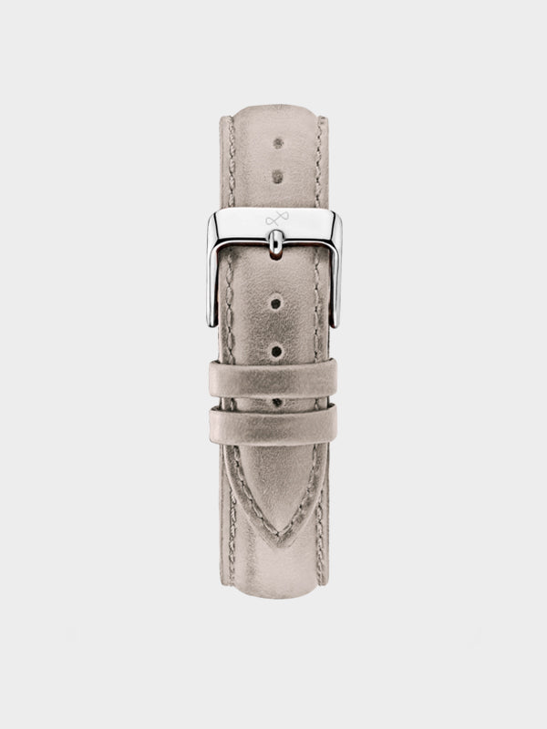 Pin Buckle Strap | Sand Suede