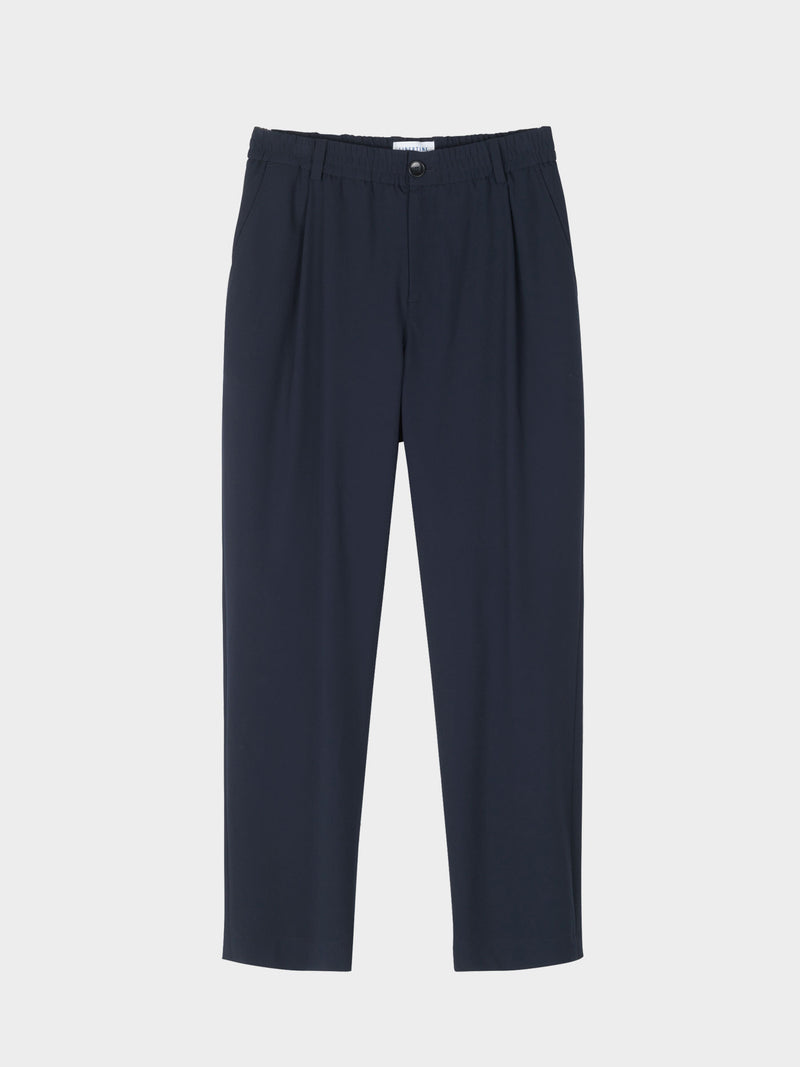 Smoke Trousers | Dark Navy