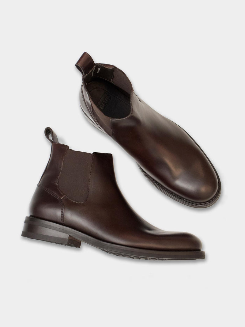 BLVD Chelsea Boot | Brown