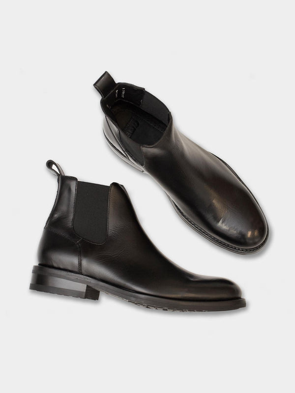 BLVD Chelsea Boot | Black