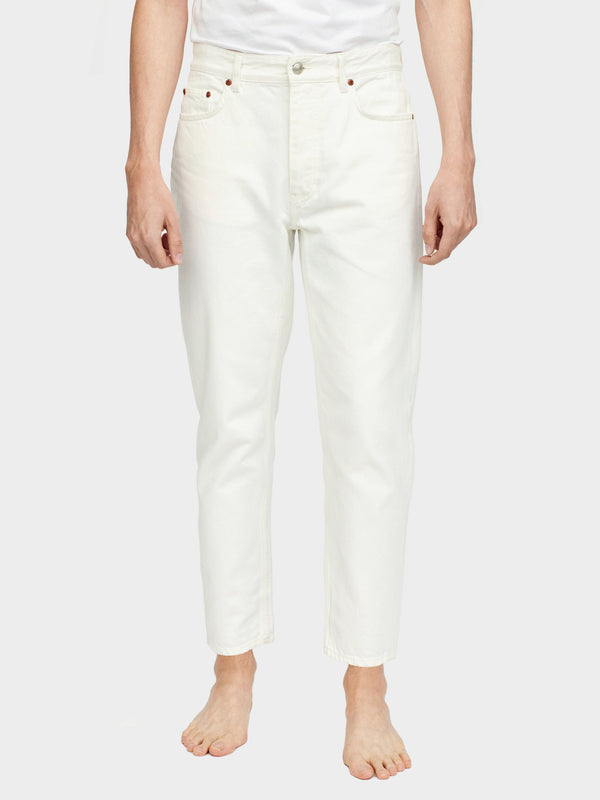 Ben Jeans | Tinted White Distressed