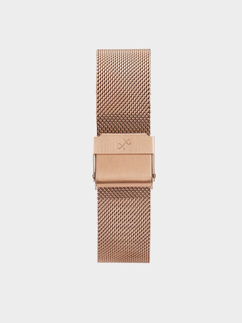 Mesh Band Strap | Rose Gold