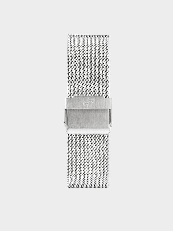 Mesh Band Strap | Steel