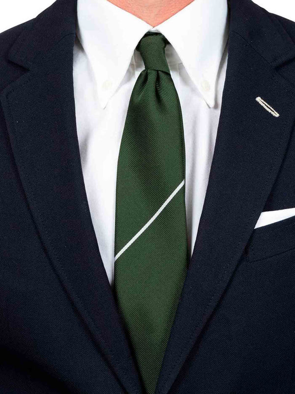 The Green Draper Tie