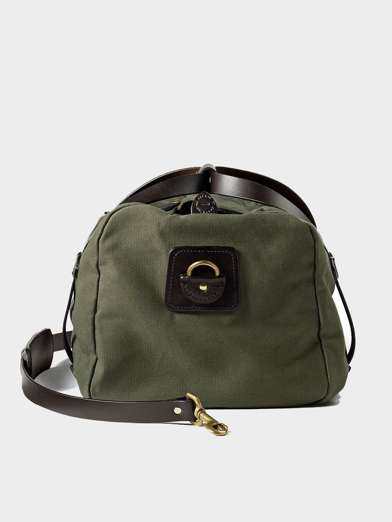Small Duffle Bag | Otter Green