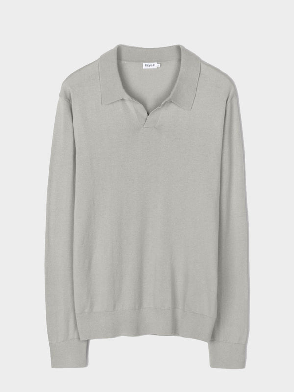 Filippa K / Lars Sweater | Green Fog