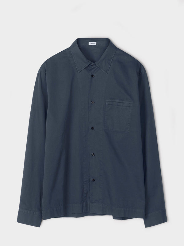 Zach Overshirt | Navy
