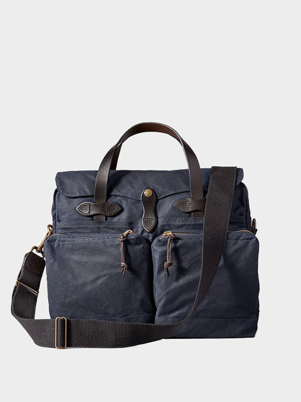 24-Hour Tin Briefcase | Navy