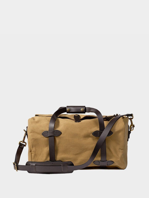 Small Duffle Bag | Tan