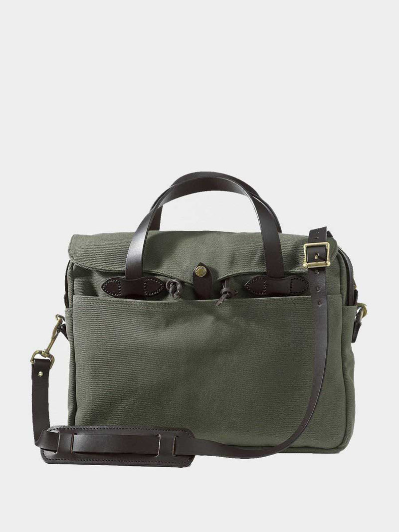Original Briefcase | Otter Green