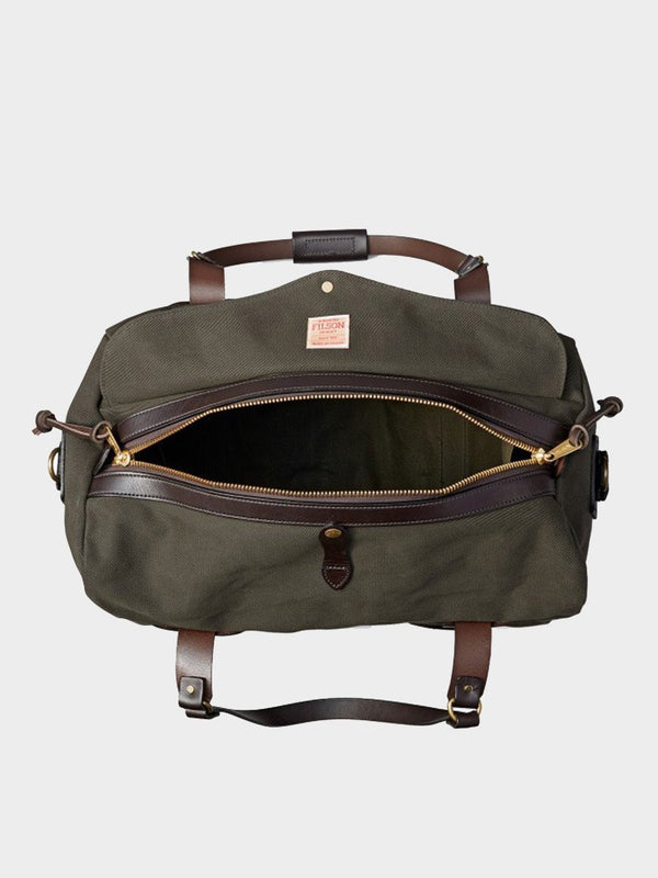 Medium Duffle Bag | Otter Green