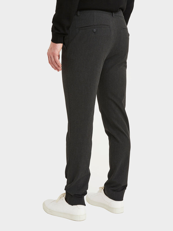 Josh Pants | Dark Grey Melange