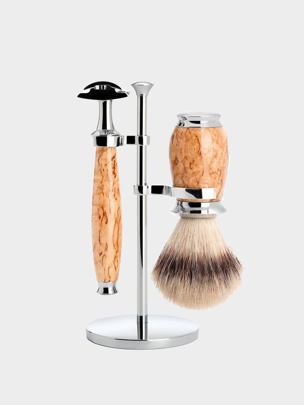 Purist Shaving Kit | Birch