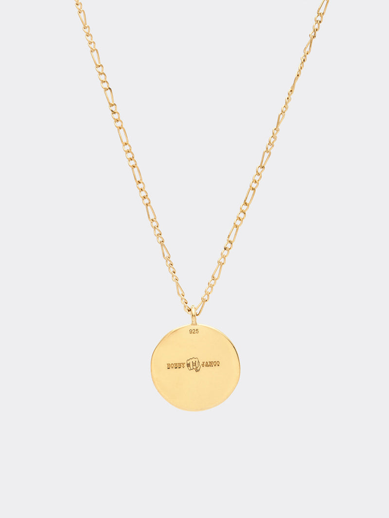 Spillemose Necklace | Gold