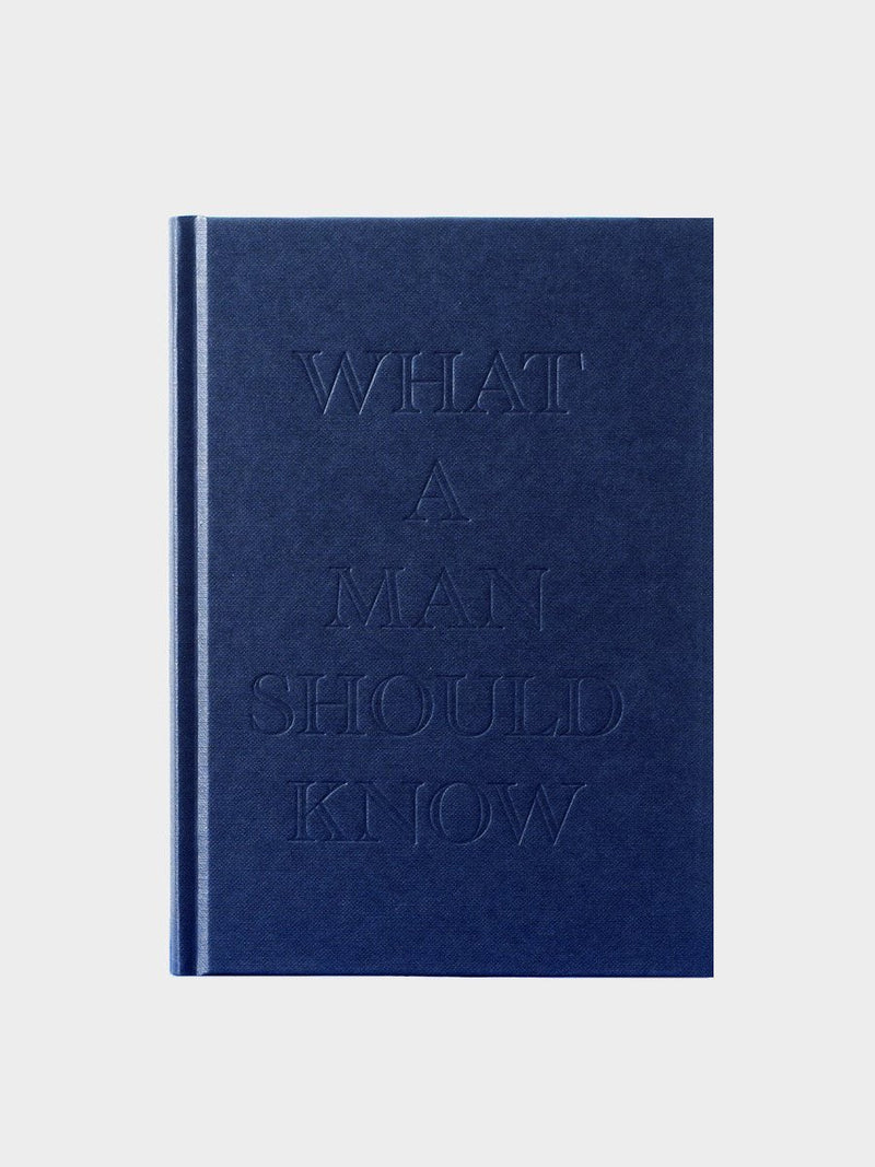 »What A Man Should Know« Issue 2