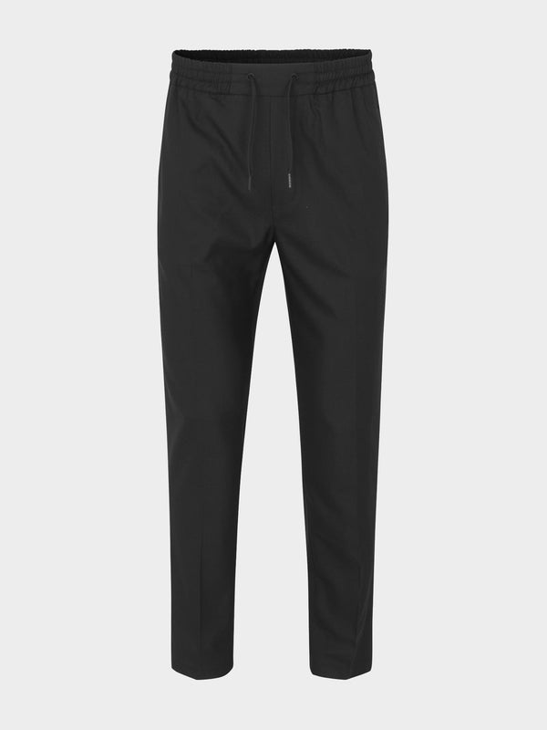Calvin Trousers | Black