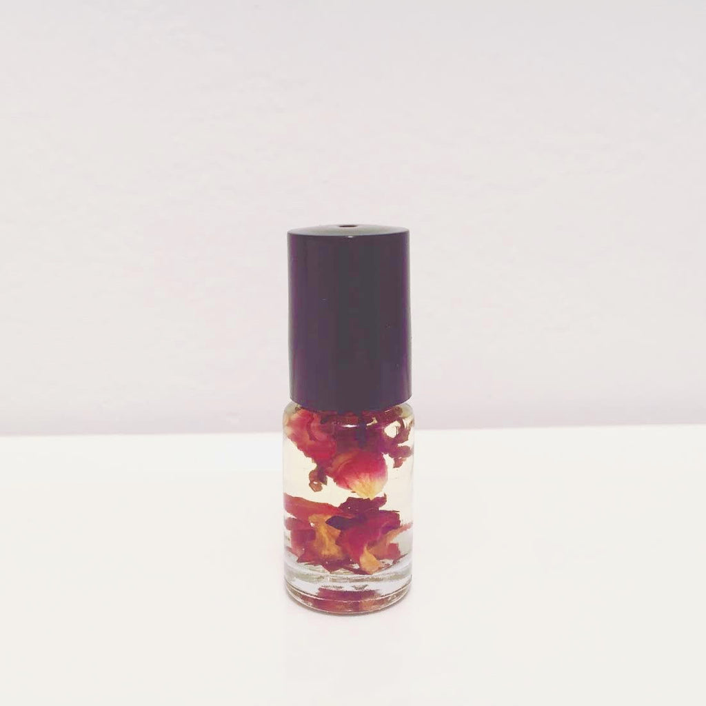 .5 oz roll on rose + quartz By: beauté smith