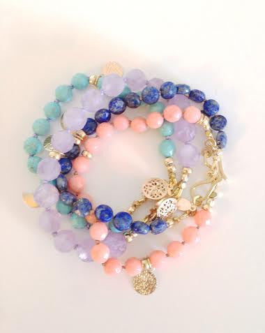 Collection of Mala Bracelets (SOLD OUT)