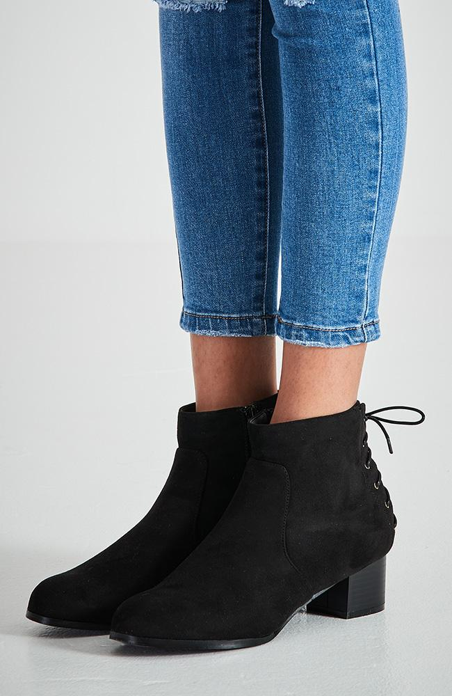 oxford short boots