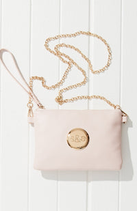 Logo  Crossbody Pouch Clutch Party Bag