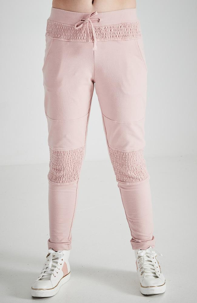 joelle racer panelled girls active sweat pant