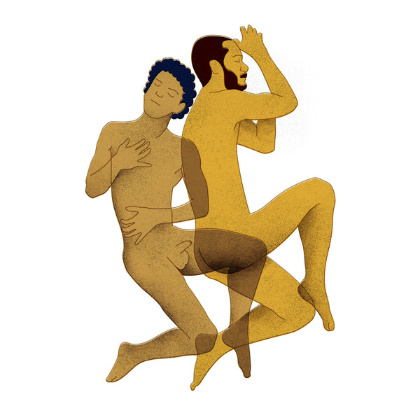 Daphnis and Chloe | Set of 12 Postcards