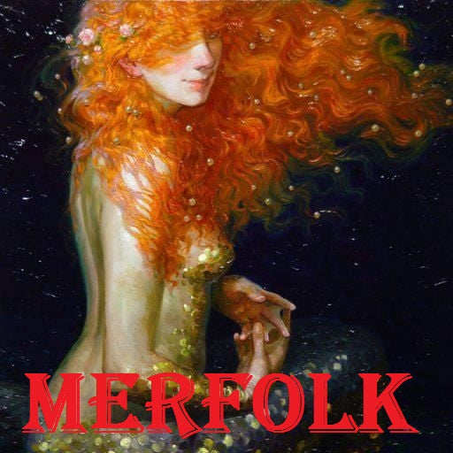 Dandelion Binding - Merfolk - Multiple Options
