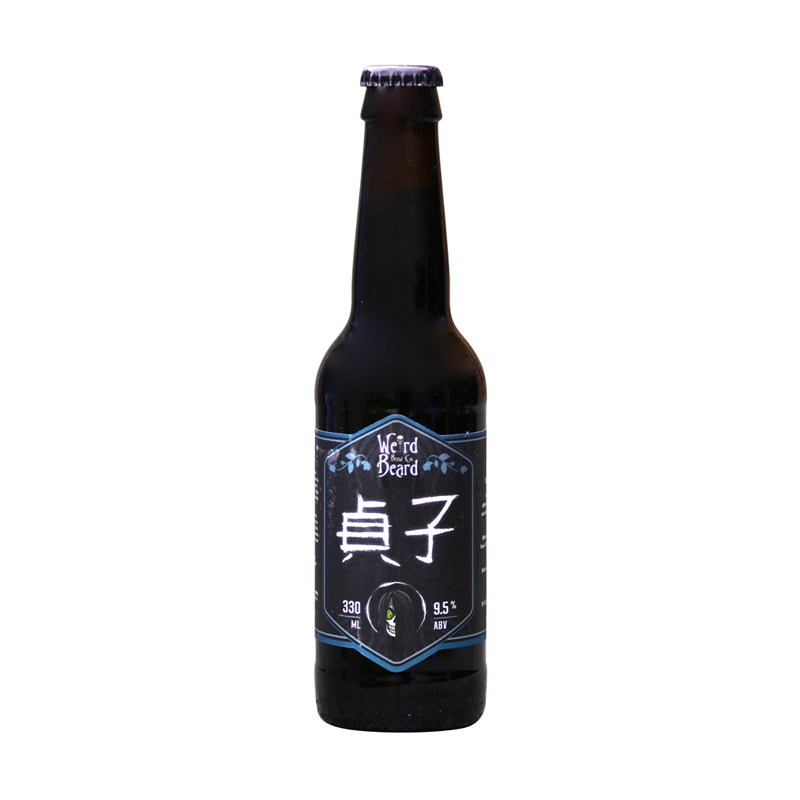 WEIRD BEARD SADAHO IMPERIAL STOUT 9.5% 330ml